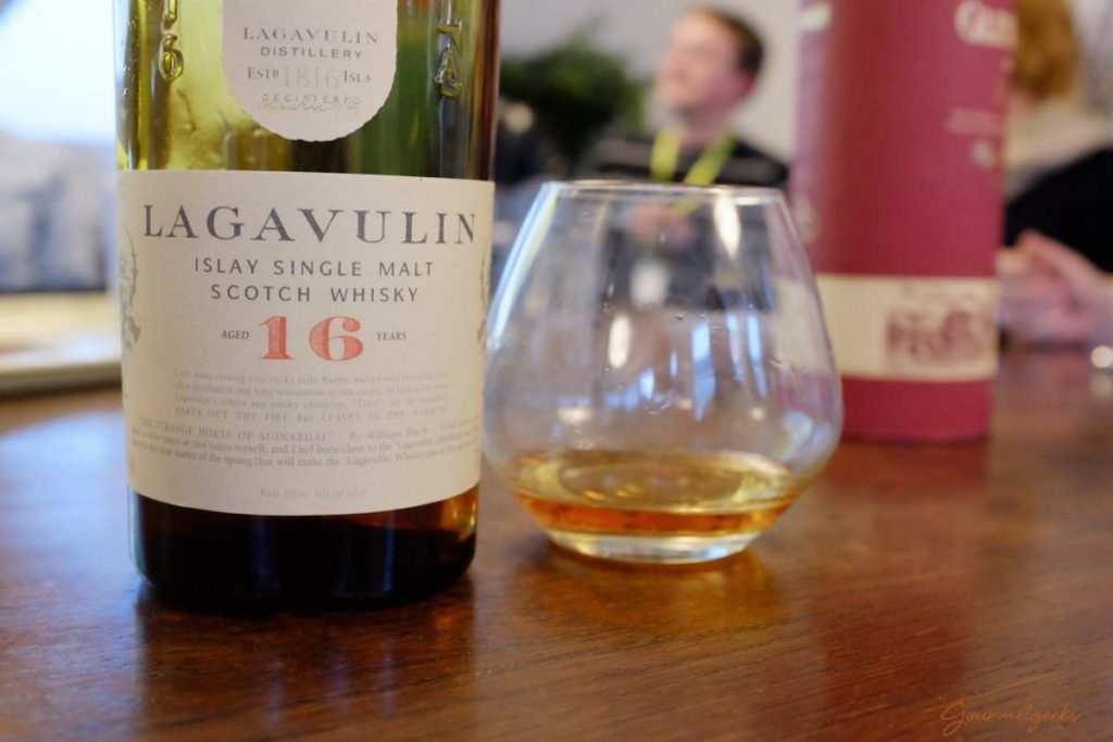 Toller Islay Single Malt: Lagavulin 16 Years