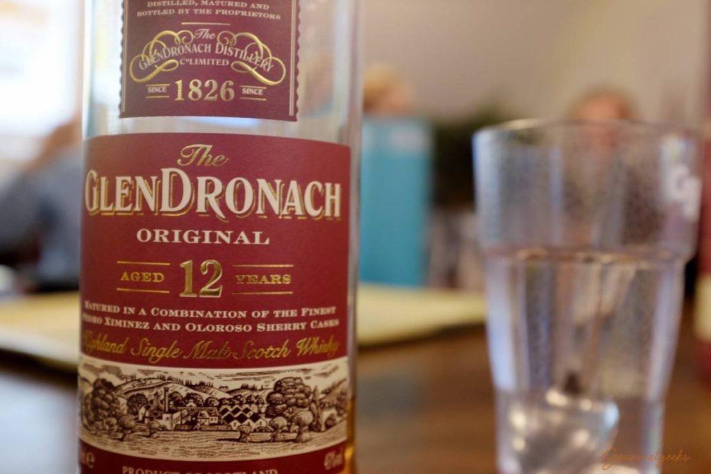 Der Zweite im Glas: Glendronach 12 Years