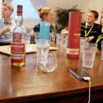Whisky und Wasser