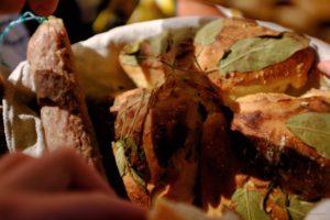 Selbstgebackenes Brot von Malin