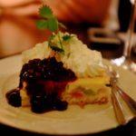 Nachtisch: Selbstgebackener Kuchen