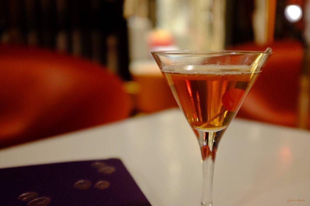 Drink: Manhattan