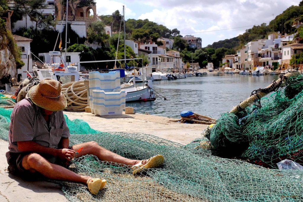 Mallorquinischer Fischer
