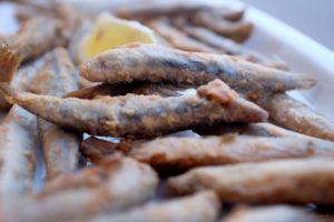Boquerones Fritos