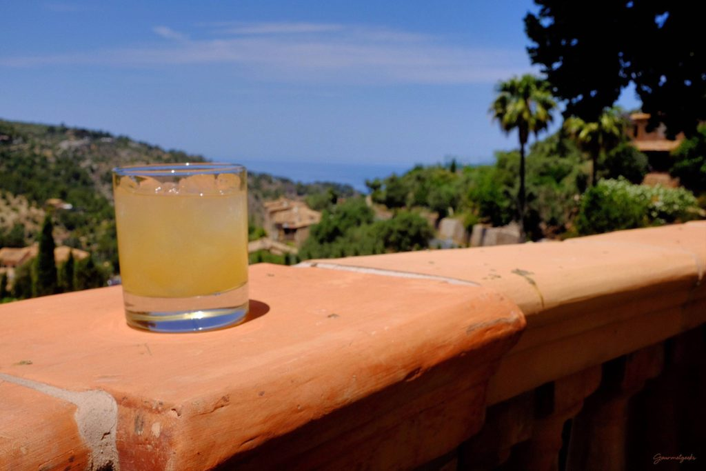 Whisky Sour with a view!