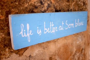 True Story - life is better at Son Blanc