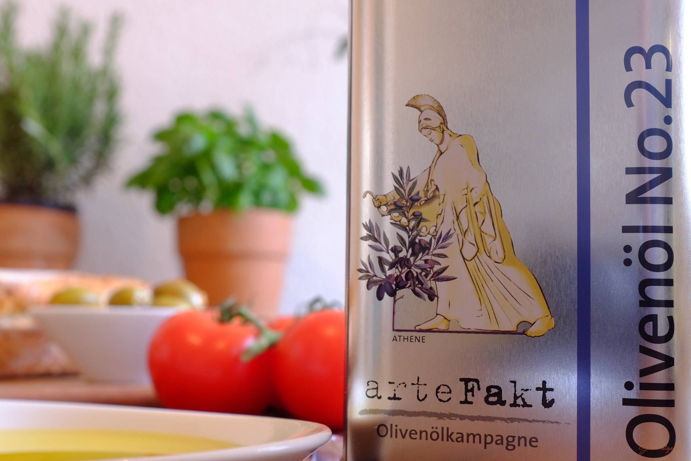 Olivenöl No. 23