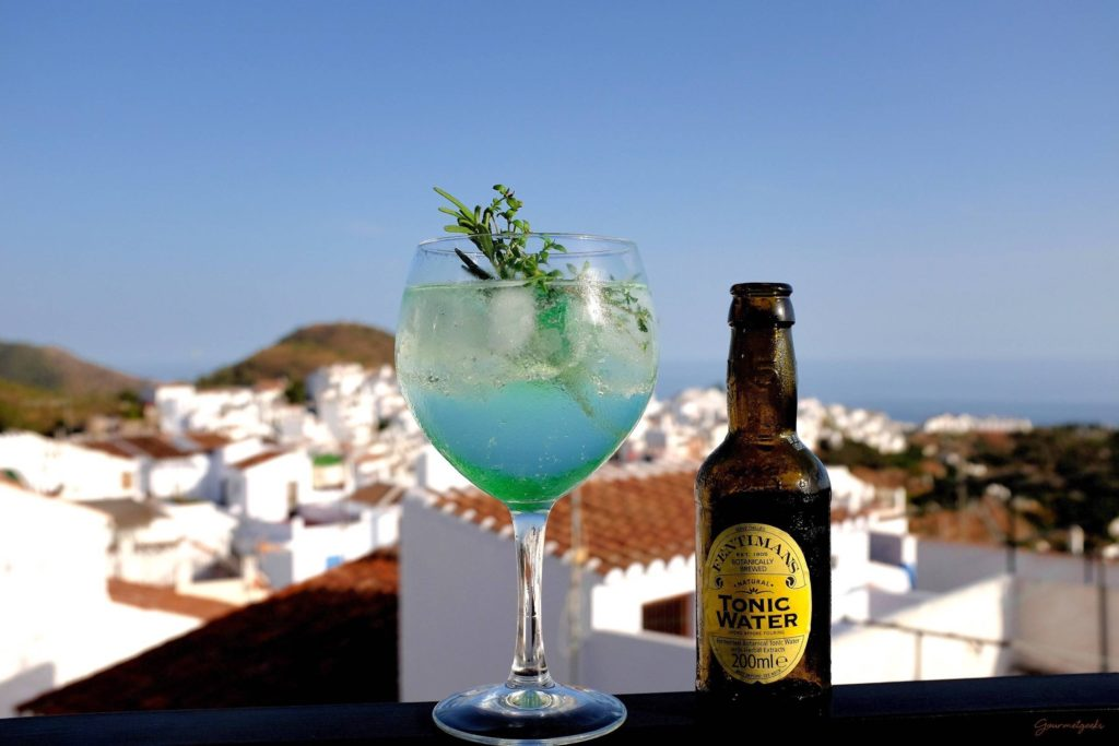 Sehr harmonische Kombination: Gin Mare & Fentimans Tonic