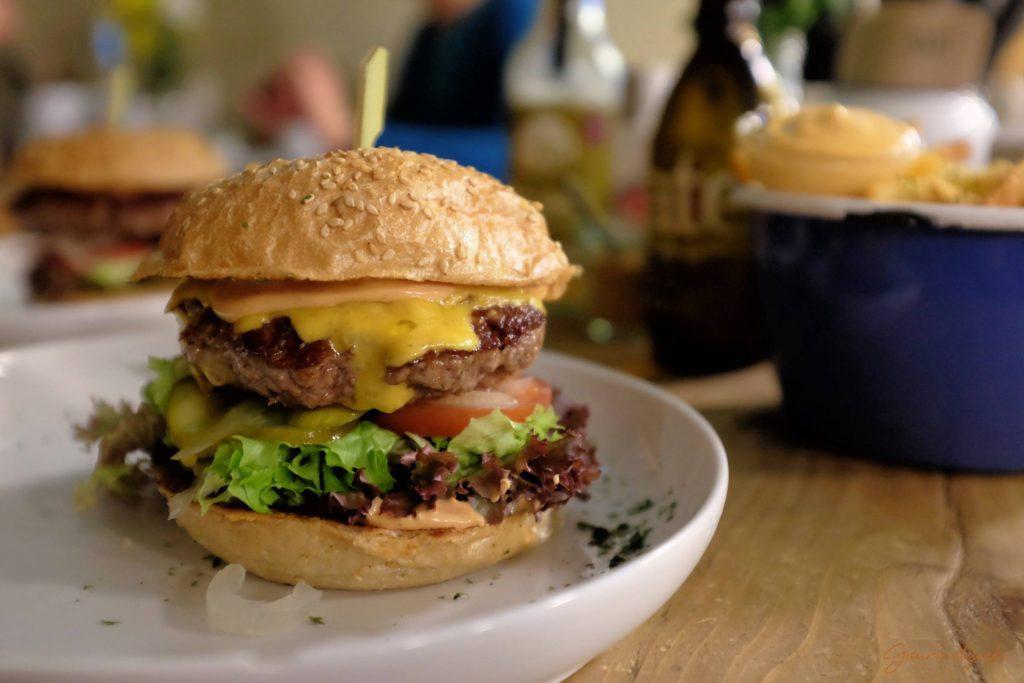 Cheeseburger - immer wieder gut