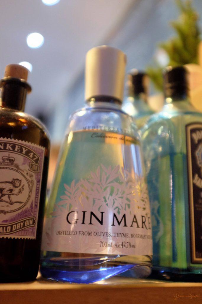 Gin Mare - einer unserer Lieblingsgins