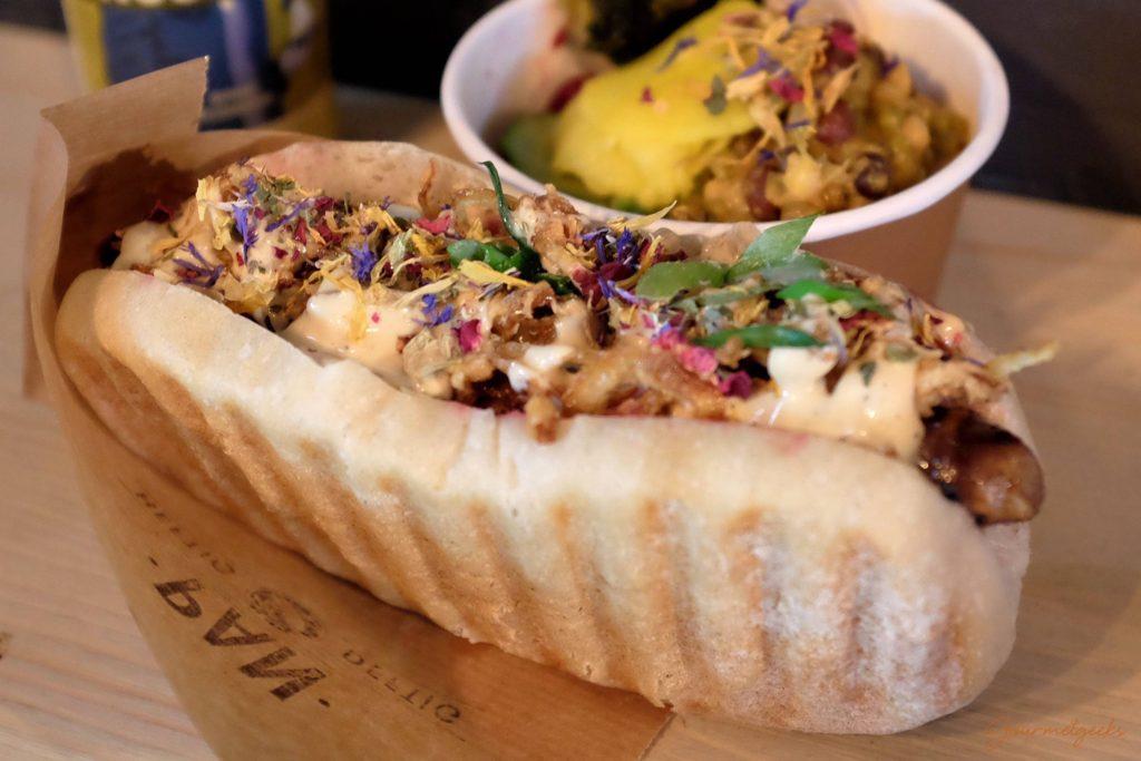 Hotdog – Streetfood Esskultur auf die Hand gibt es bei PAN