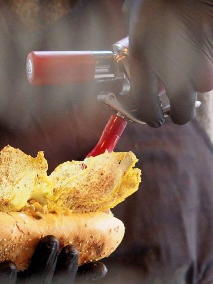 Hotdogs heftig deftig Pan