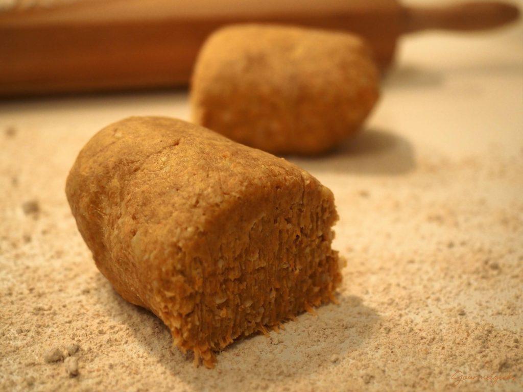 Käse-Möhren-Cracker