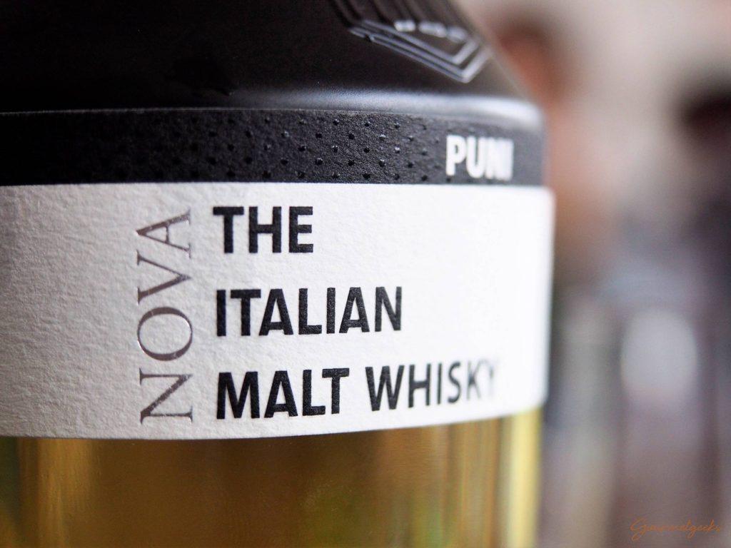 Nova aus der italienischen Destillerie Puni