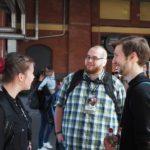 Giulia, David & Niklas