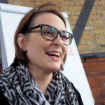 Birgit beim Foodblogger MeetUp