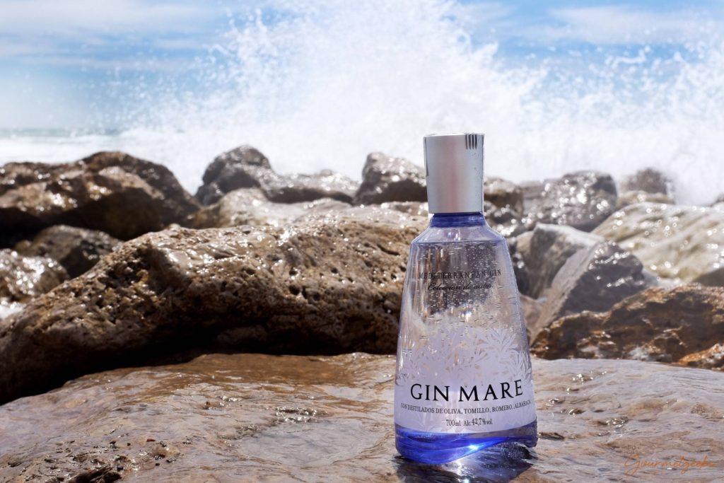 Gin Mare in heimischer Umgebung