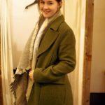Mantel & Schal für Giulia