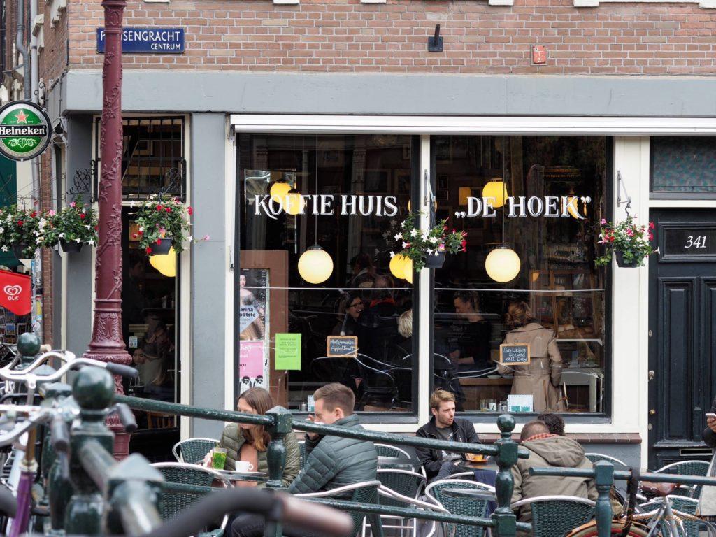 Das de Hoek - ein klassisches bruine Café