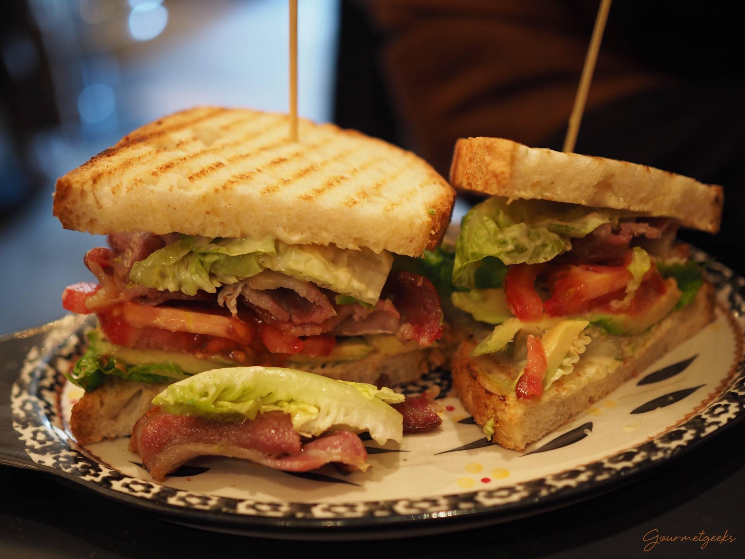 Sandwich, mhmm...