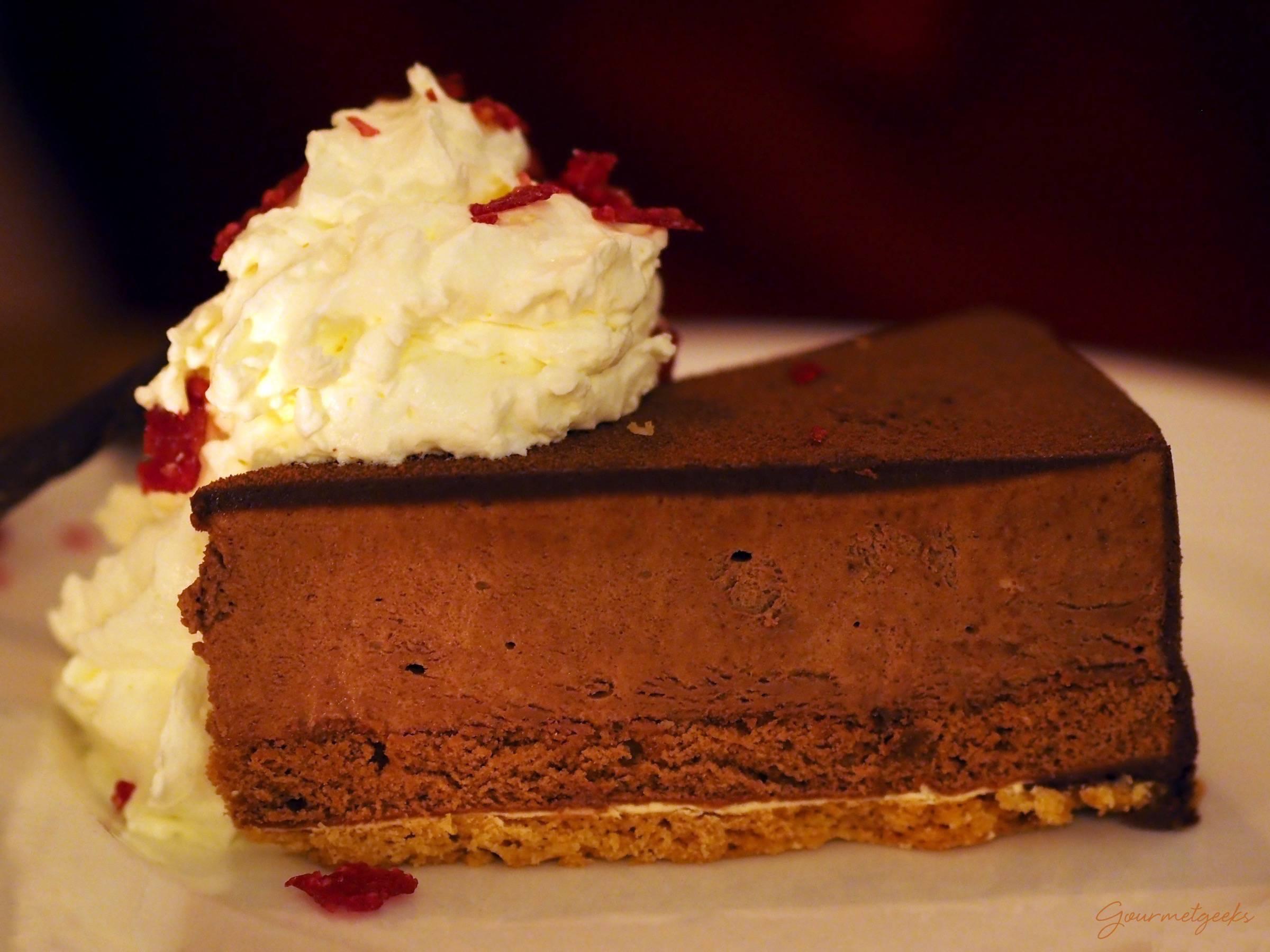 Schokoladentorte zum Niederknien