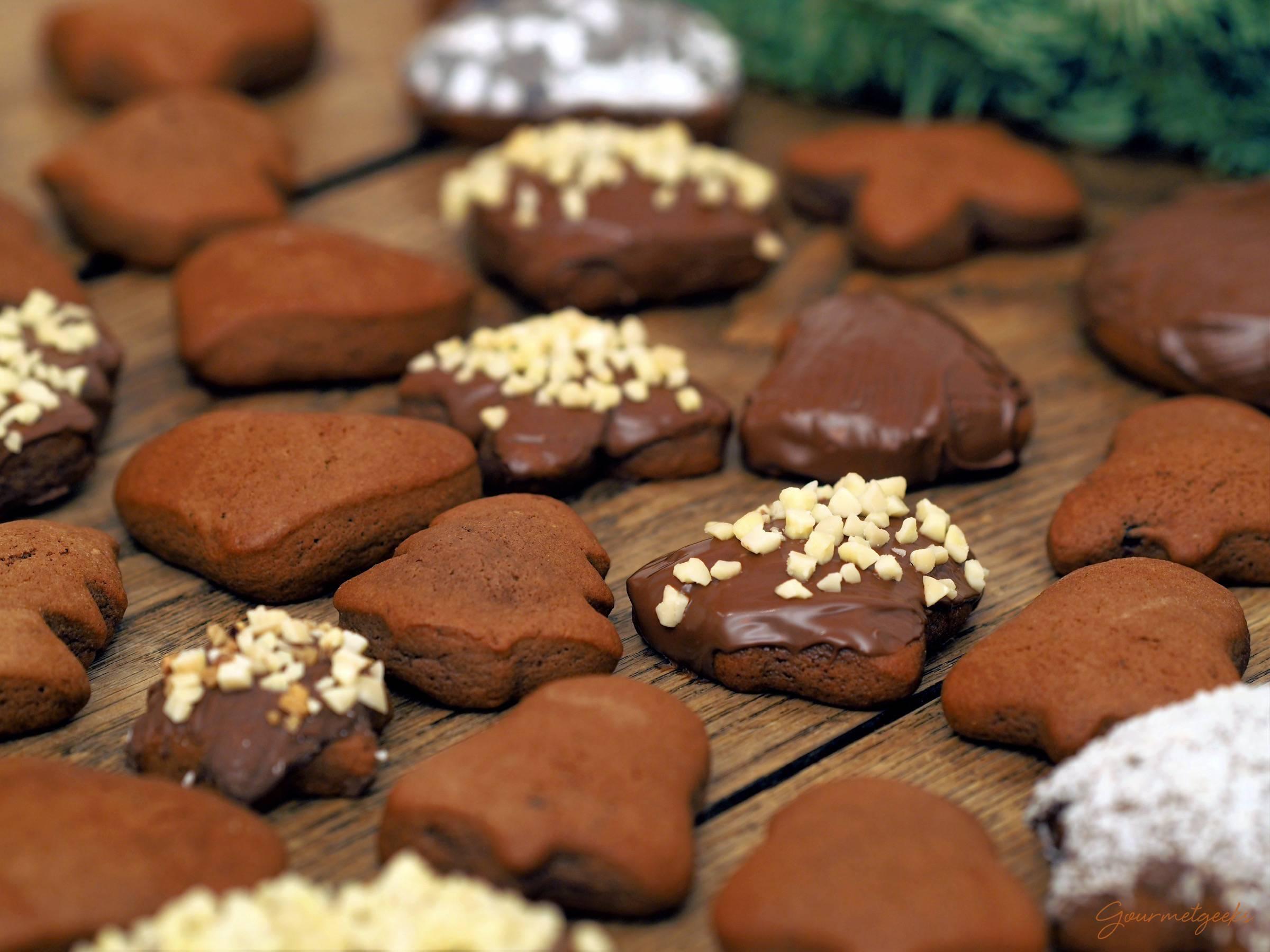 Diese Lebkuchen dürfen bei uns an Weihnachten nicht mehr fehlen!