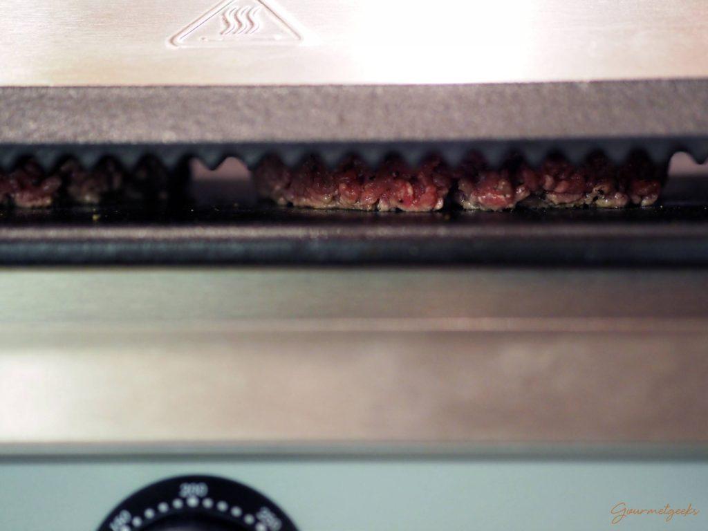 Schön medium grillen