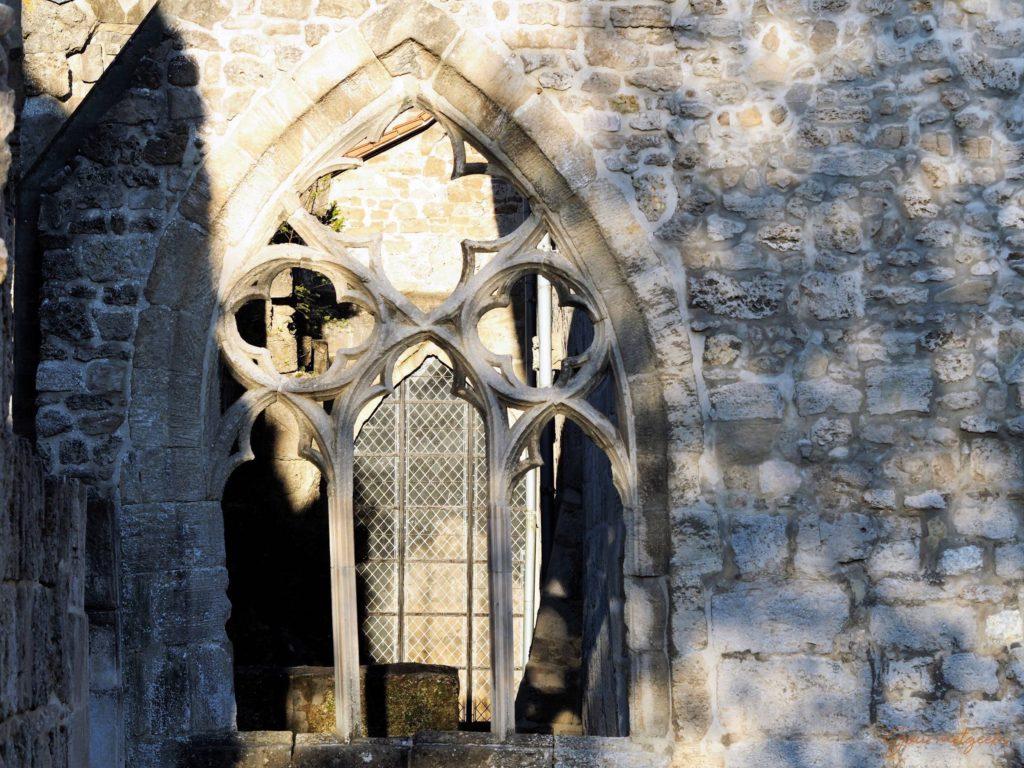 Alte Fensterbögen