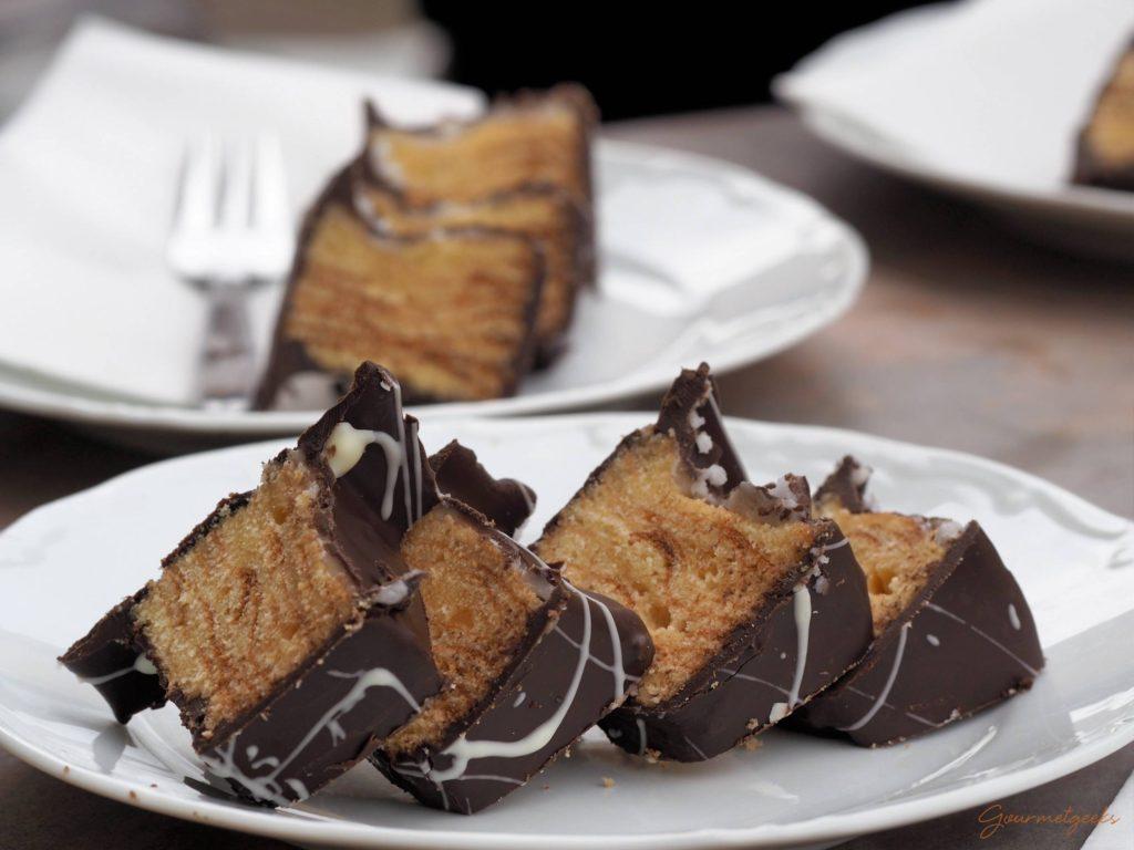 Baumkuchen - köstlich