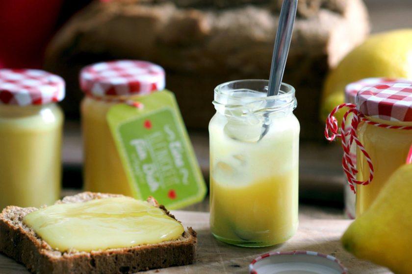 Erfrischend sommerlich: Lemon Curd