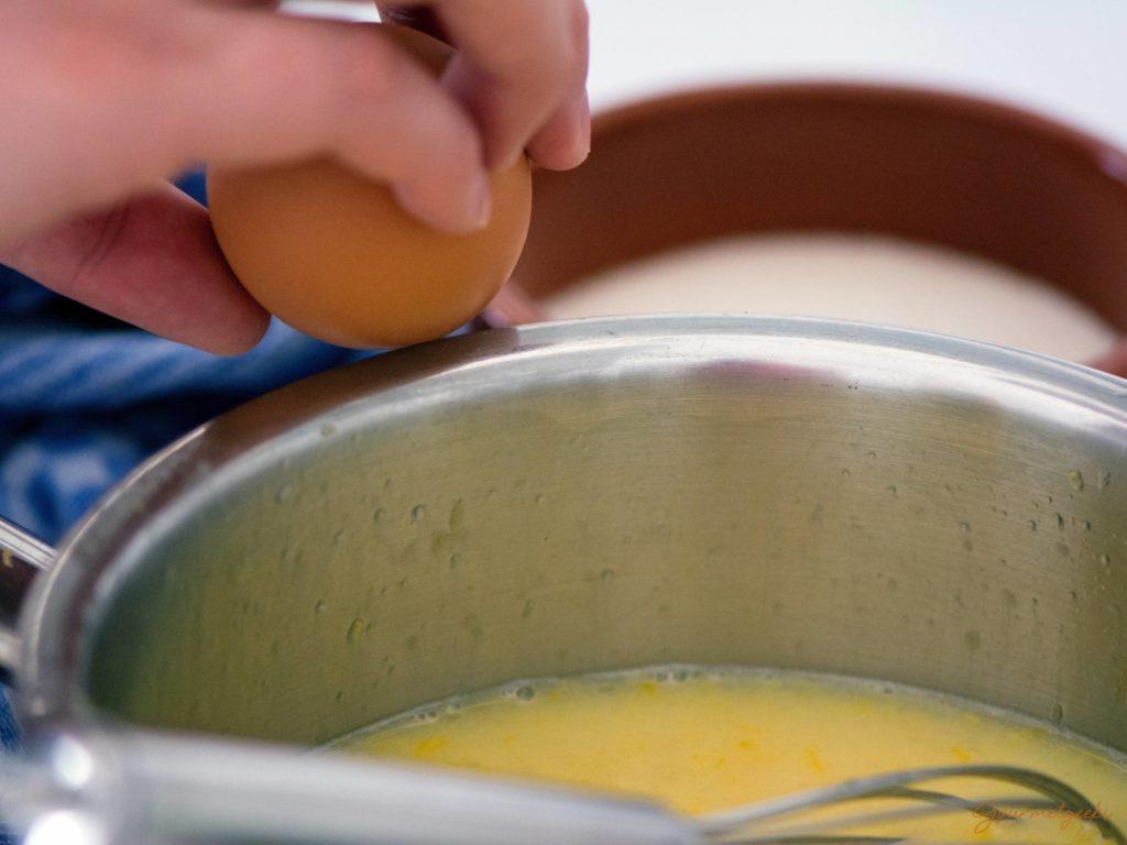 Eier hinzufügen