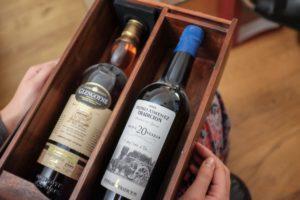 Whisky und PX Sherry