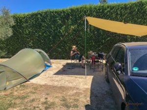 Unser kleines Lager