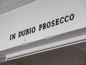 In Dubio Prosecco