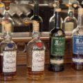 Eine Auswahl von Top Whiskys der Distille in Zorge