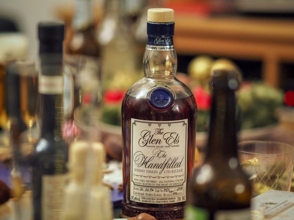 Der Favorit beim Weihnachts-Familien-Whisky-Tasting